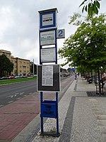 Hradčanská, autobusové stanoviště, stání 2.jpg