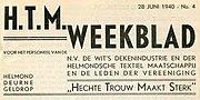 vanaf mei 1940