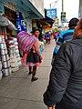 Huancayo Peru- indigenous woman looking back.jpg