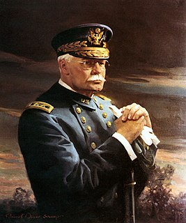 Hugh L. Scott 7th Chief of Staff of the United States Army (1914-1917)