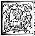 Hugo S., Super quarta, Illustrated letter D. Wellcome L0023856.jpg