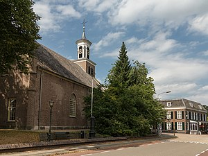Hummelo - Image: Hummelo, de Nederlands Hervormde kerk RM22807 foto 8 2015 07 21 16.35