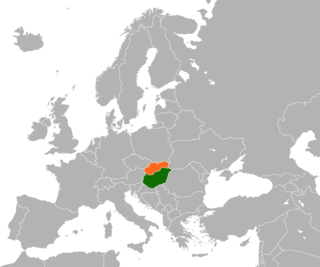 Hungary–Slovakia relations Diplomatic relations between Hungary and the Slovak Republic