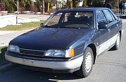 1990-1991 Hyundai Sonata