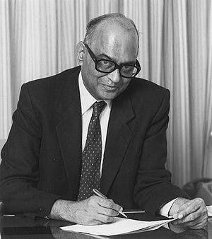I. G. Patel - I. G. Patel, 1984