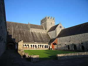 Holycross -  The Abbey