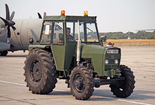 IMT 577 DV Tractor http://commons.wikimedia.org/wiki/File:IMT-577DV_VS