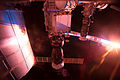 ISS-42 Sunrise on the ISS is a constantly changing play of light.jpg
