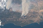ISS-56 Wildfires in the Mendocino National Forest, California (4).jpg