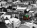 IS - Reykjavik - Höfuðborgarsvæðið - Hallgrímskirkja - Road Trip - Cutout (4890491322).jpg