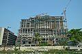 ITC Sonar - Hotel - Northern Block Under Construction - Eastern Metropolitan Bypass - Kolkata 2015-04-11 7070.JPG