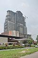 ITC Sonar and Royal Bengal Hotel Under Construction - Eastern Metropolitan Bypass - Kolkata 2016-08-25 6252.JPG