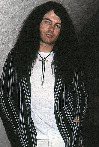 Gillan (band) - Ian Gillan, frontman and leader of the band in 1983