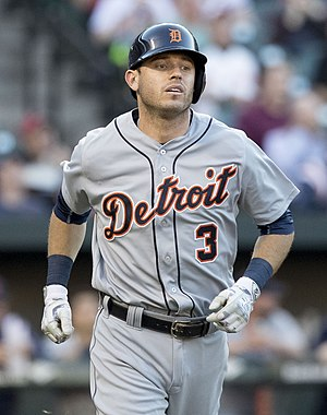 Ian Kinsler - Kinsler with the Detroit Tigers in 2016