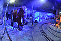 Ice Age Mammals - Dark Ride - Science Exploration Hall - Science City - Kolkata 2016-02-22 0286.JPG