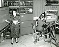 Ida Rhodes filming at IBM 002.jpg