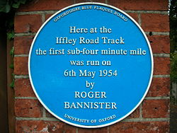 Image result for roger bannister runner