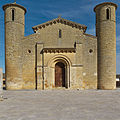 Iglesia de San Martín (Frómista). Hastial occidental.jpg