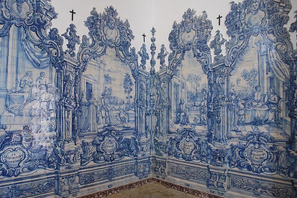Historia del azulejo 2 los azulejos portugueses for Casa dos azulejos lisboa