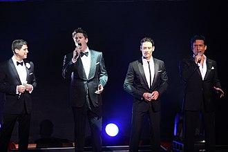 Il Divo - Il Divo live in Sydney 2012