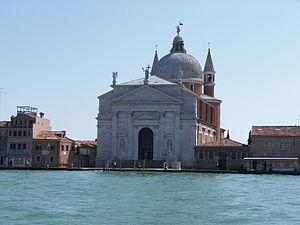 Chiesa del Redentore in Venezia.