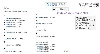 Illustration of sorting options in Chinese Wikipedia.jpg