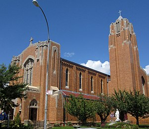 Fort Hamilton Parkway - Image: Immaculate Heart of Mary Roman Catholic Church Brooklyn