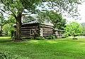 Impressive Old Growth Log Cabin - panoramio.jpg