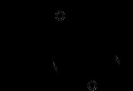 Strukturformel von Indirubin