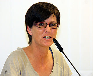 Inge Hannemann German politician