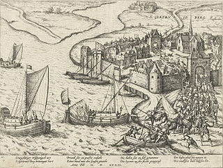 Capture of Geertruidenberg (1573) battle during the Eighty Years War