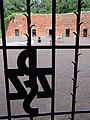 Inside Looking Out to Courtyard - Rotunda and Martyrdom Museum - Zamosc - Poland (9218625740).jpg