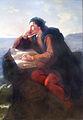 Inspiracion de Cristobal Colon by Jose Maria Obregon, 1856.jpg
