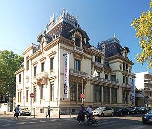 Institut Lumière - The Instiut Lumière in Lyon