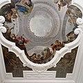 Interieur, bel-etage, achterzijde (Zaal), plafondschildering, De ontmoeting van koning Salomo en de koningin van Sheba - Amsterdam - 20391748 - RCE.jpg