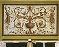 Interieur, overzicht van een interieurschildering in de theekoepel - Haarlem - 20388330 - RCE.jpg