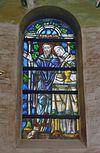 interieur gebrandschilderd venster, glas-in loodraam - ottersum - 20331551 - rce