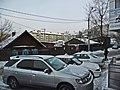 Irkutsk. February 2013. Cinema Barguzin, regional court, bus stop Volga, Diagnostic Center. - panoramio (52).jpg