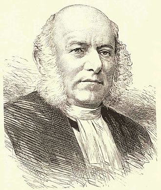Isaac Hellmuth - The Right Reverend Isaac Hellmuth