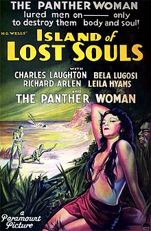 Island of Lost Souls 1933 one-sheet.jpg