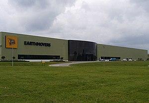 Cheadle, Staffordshire - JCB Earthmovers factory