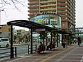 JR住道バス停 JR-Suminodō bus station 2012.12.17 - panoramio.jpg