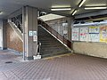 JR Shijonawate Station North Side Eastern Entrance.jpg