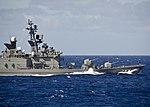 JS Kurama (DDH-144) op zee tijdens de oefening Koa Kai, -12 november 2011 a.jpg