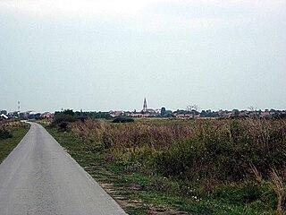 Jaša Tomić, Sečanj Town in Vojvodina, Serbia