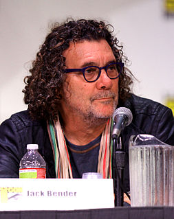 Jack Bender American film and television director