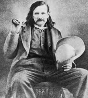 Jack Swilling American pioneer in the Arizona Territory