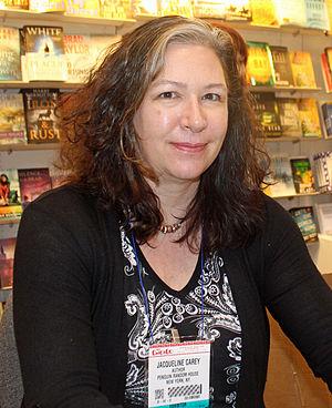 Jacqueline Carey cover