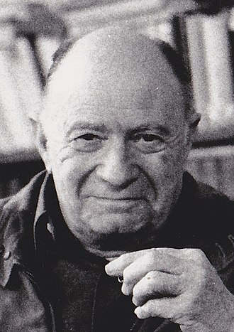 Jacques Ellul - Ellul in 1990