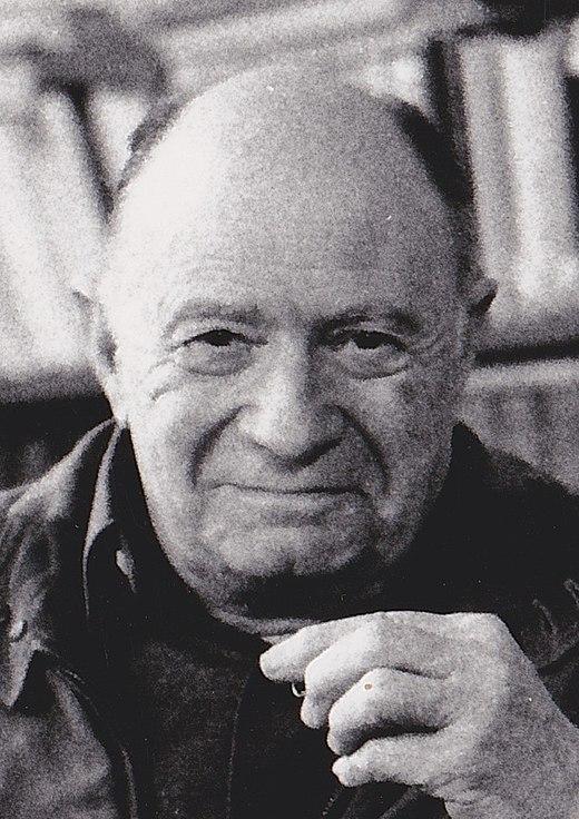 Jacques Ellul en 1990
